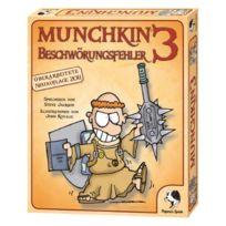 Pegasus Spiele - 17120G - Jeu De SociÉTÉ Munchkin 3: BeschwÖRUNGSFEHLER