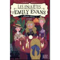 Albin Michel - les enquêtes d'Emily Evans tome 1 ; l'héritière disparue