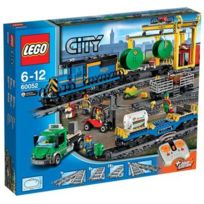 Lego - 60052-City Train de Marchandises