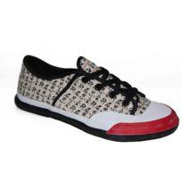 Etnies Plus - Samples shoes Ninja Tan Red White Women
