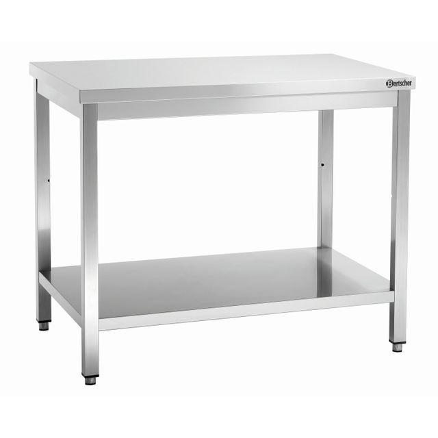 Bartscher Table travail 700, L1000