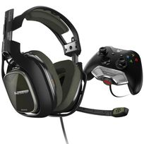 Astro Gaming - Casque Gaming A40TR + Mixamp M80 Vert pour Xbox One