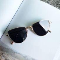 Lunettes de soleil or New Style Fashion Uv400 Lunettes de polarisées  Personnalité Réseau Reds Dark Glasses fd05927820bf