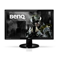 BENQ - Ecran 24'' LED 2ms Full HD VGA, DVI, HDMI, HP - GL2450HE