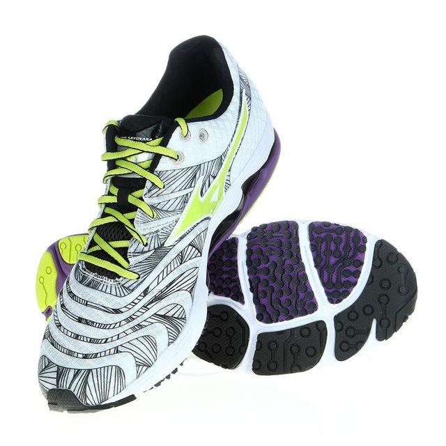 f5d639203e2 Mizuno - Wave Sayonara - pas cher Achat   Vente Chaussures running -  RueDuCommerce