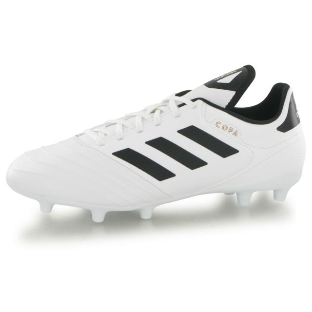 official photos 09f1c 2f173 Adidas performance - Adidas Performance Copa 18.3 Fg blanc, chaussures de  football homme