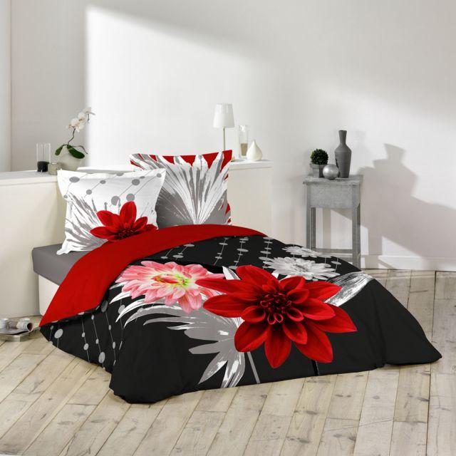 La Maison Damelie Parure De Couette 100 Coton 240x220 Anabella