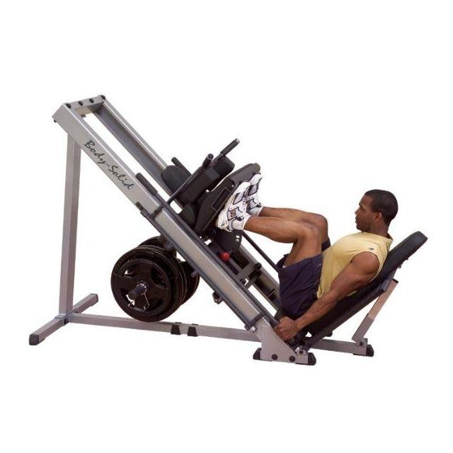 appareil musculation squat