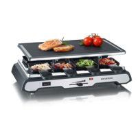 SEVERIN - appareil à raclette 1300w + grill - rg2685