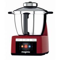 MAGIMIX - Robot Cuiseur Multifonction Cook Expert Rouge