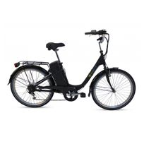 Wayscral - Vélo electrique Basy 315 Conçu pour vos déplacements en ville comme vos promenades à vélo. Le Basy 315 est probablement le meilleur rapport qualité/prix du marché, il n'oublie cependant pas d'être robuste, performant et confortab