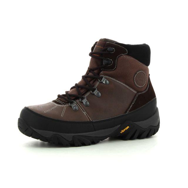 Hitec - Chaussures de randonnée Hi Tec Trooper Shield 200 I Wp Noir - 44