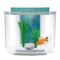 MARINA - Kit aquarium 15 litres pompe + filtre + eclairage