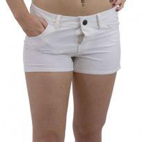 Waxx - Short de bain Chicas Blanc Femme