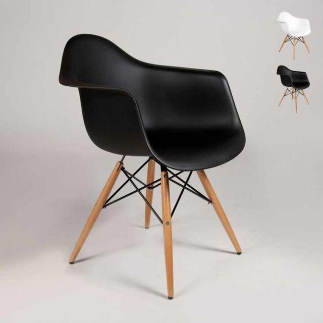 Ahd Wooden Eiffel Design Amazing Home accoudoirs Chaise 3A4R5jLqc