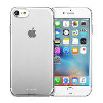 G-case - Coque Gcase ultra fine Skin Gel transparent iPhone 7