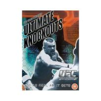 Fight Dvd - Ultimate Fighting Championship - Ultimate Knockouts Import anglais