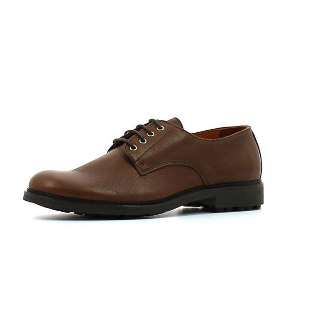 aigle chaussures de ville greton derby marron pas cher achat vente mocassins rueducommerce. Black Bedroom Furniture Sets. Home Design Ideas