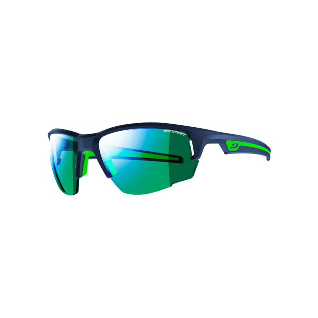 Julbo - Lunettes Julbo Venturi bleu foncé vert avec verres Spectron3CF vert 753434db9809