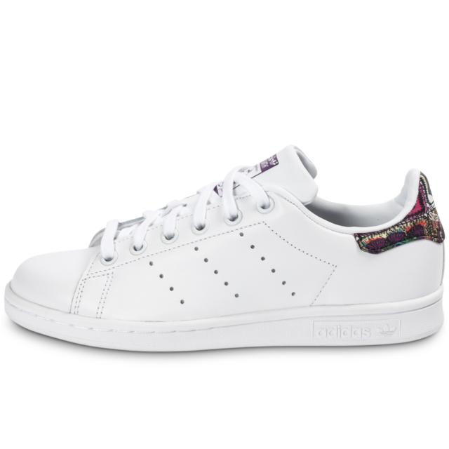 4b20b90e9b4bc1 Adidas originals - adidas Originals Stan Smith W Flower - Baskets Tennis  Femme