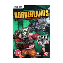 Take 2 - Pc - Borderlands Add-On : The Zombie Island of Dr.Ned Mad Moxxi's Underdome