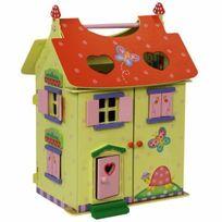 Fantasy Fields - Maison de poupées avec accessoirs Magic Garden