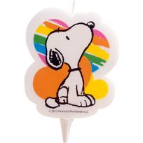 Dekora - Bougie Snoopy