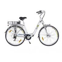 Innowin - Vélo à assistance électrique Belair Ii premium argent - 36V - 28 pouces