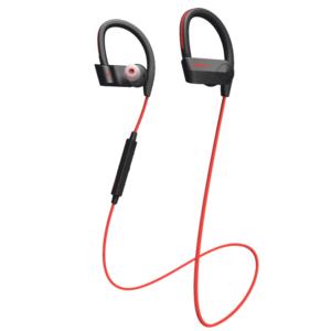 JABRA - Ecouteurs sport Pace wireless - SPORTPACERD - Noir et Rouge