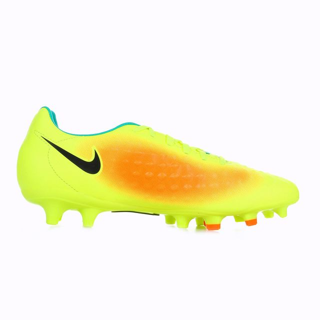 Nike Magista Onda Ii Fg Jaune, Orange 44 12 pas cher