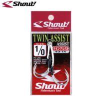 Shout - Assist Hook ! Twin Assist