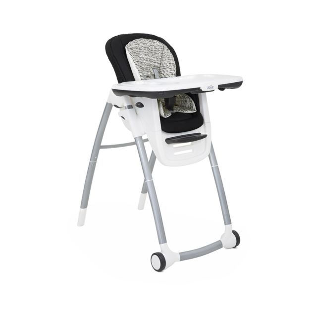 Joie - Chaise haute Multiply - pas cher Achat / Vente Chaises hautes Chaise Haute Joie on