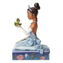 Figurine Princesse Tiana Et La Grenouille Traditions Jim Shore