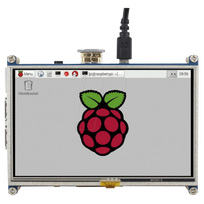 Joy-iT - Raspberry Pi Tft Display 5 Zoll, 800x480 Lcd-touchscreen - Hdmi