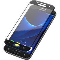 Zagg - Protection écran pour Samsung Galaxy S7 noir
