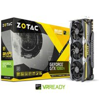 ZOTAC - GeForce GTX1080Ti AMP! EXTREME CORE EDITION 11GB