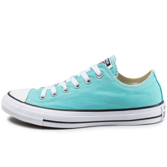 Converse Chuck Taylor All star Low W Turquoise pas cher