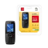 c282d4ac7c84 SANS - Téléphone Portable Altice F1 Dual SIM +10€ de Crédit - Mobile SFR