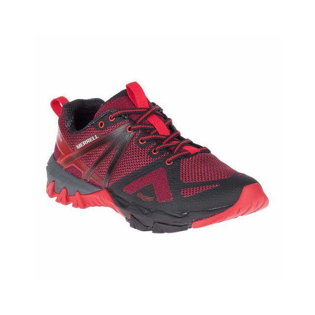 tex rouge Gore noir Chaussures Mqm Flex femme ZiOPkXuT