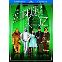 Warner Bros - Le Magicien D Oz Ed Colector 70 Eme Birthday/BLU-RAY+DVD +LIVRET