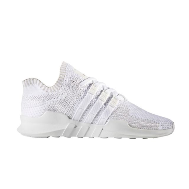 check out 66b47 fa2a4 Adidas - Eqt Support Adv Primeknit Footwear White - pas cher Achat  Vente  Baskets homme - RueDuCommerce