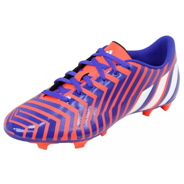Adidas PREDITO INSTINCT FG RED Chaussure Football Homme
