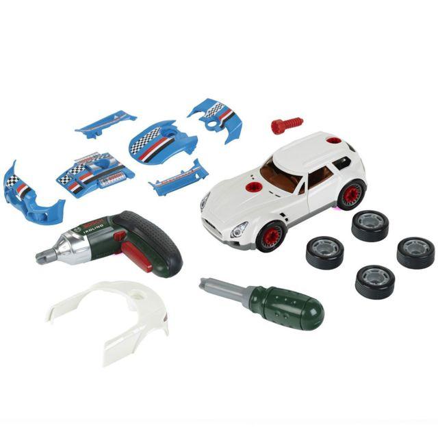 KLEIN Set voiture tuning Bosch avec visseuse