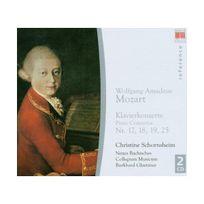 Classic - Concertos pour piano n17, 18, 19 & 25 W.A.Mozart