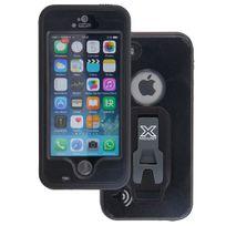 Armor-x - Coque WaterProof pour Phone Se et 5s coloris noir