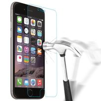 Cabling - iPhone 7 protection écran, iPhone 7 protection écran verre trempé 2.5D, 9H dureté Résistant aux rayures Ultra Clair, Protecteur protection écran en verre trempé iPhone 7 4,7