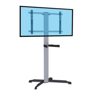 kimex support sur pied pour cran lcd led 32 39 39 60 39 39 hauteur 112cm max pas cher achat. Black Bedroom Furniture Sets. Home Design Ideas