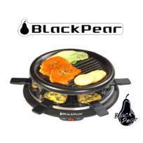 Blackpear - Combi Grill Raclette familial 6 personnes