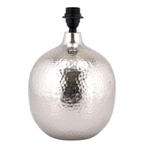 Laurie Lumiere Pied de lampe Argent 60 W Eloise L120884