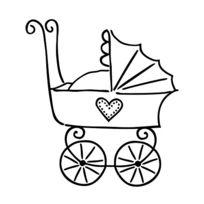 Cart Us - Cart-us Tampon Poussette Marron
